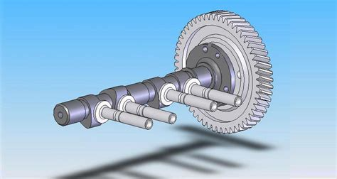 Reciprocating Engine Lifter Diagram by Hydraulic Lifters And Camshaft Precision Matched