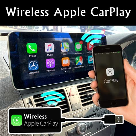 apple carplay radio wireless apple carplay smart link usb dongle for android