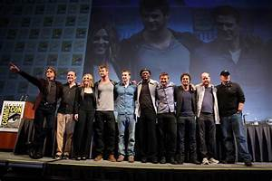 The Avengers Cast Revealed - All the Stars at Comic-Con ...