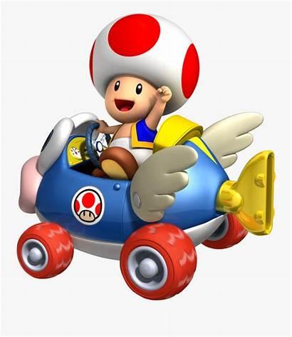 Toad Mario Kart Clipart Transparent Clipartkey Felix
