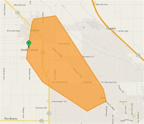 large outage leaves   power  shafter