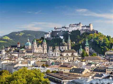 Salzburg Parknow Austria