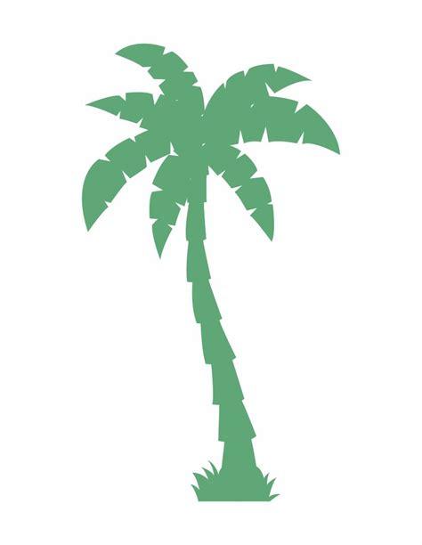 Sesuratan sane kekaryanin saking don ental (ban); 5 Best Palm Tree Stencil Printable - printablee.com