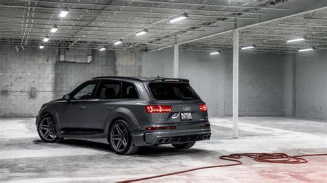 Audi Q7 4k Wallpapers by 2048x1152 Audi Q7 Abt Vossen 2017 2048x1152 Resolution Hd