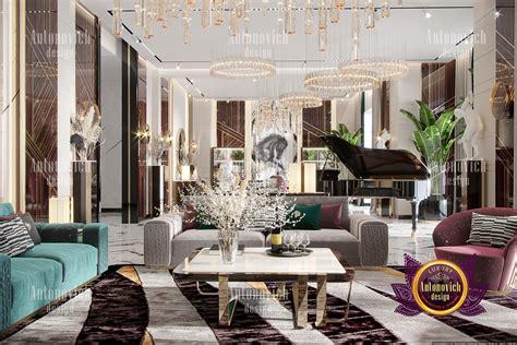 Sophisticated Interior Design - luxury interior design ...