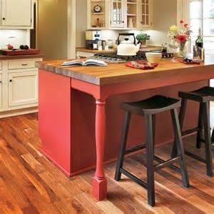kitchen island legs wood add ons stylish supports all about kitchen islands this house