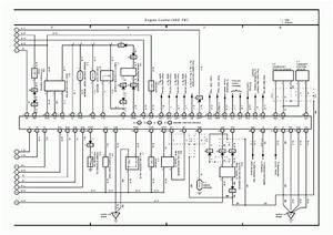 1999 Toyota Tacoma Wiring Diagram