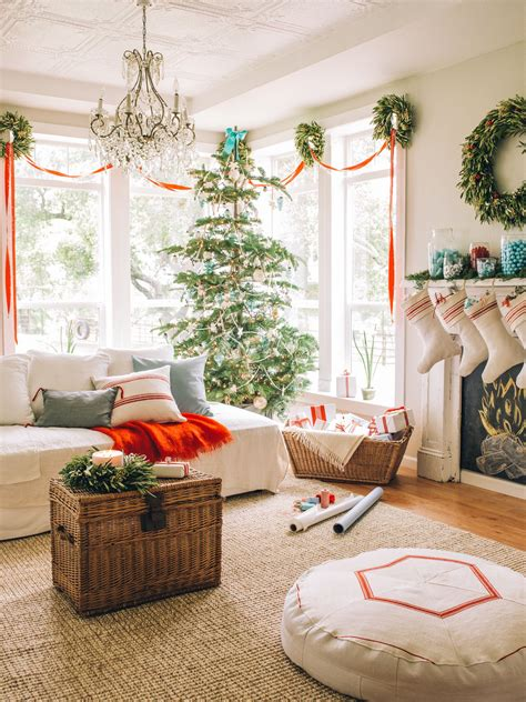 cozy ideas  bring christmas spirit home  rugs