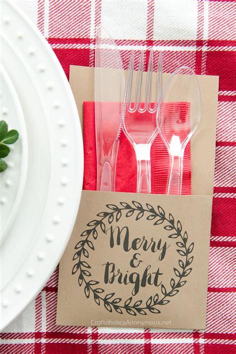 printable christmas table decor friday favorite