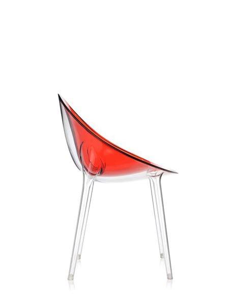 Sedie Philippe Starck by Sedia Kartell Mr Impossible Design Philippe Starck Scontata