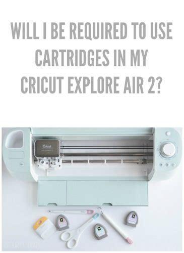 required   cartridges   cricut