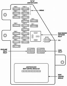 how do i deactivate the horn in a 2006 chrysler sebring With 1999 chrysler sebring distribution fuse box diagram