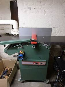 Kity 1637 Thicknesser  Planer With Instruction Manual