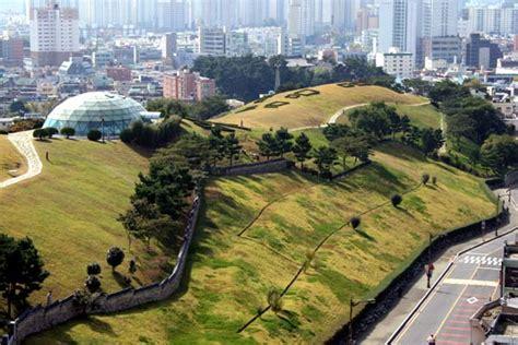 bokcheondong mound tombs busan korea