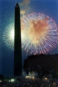 Fourth of July Fireworks Washington