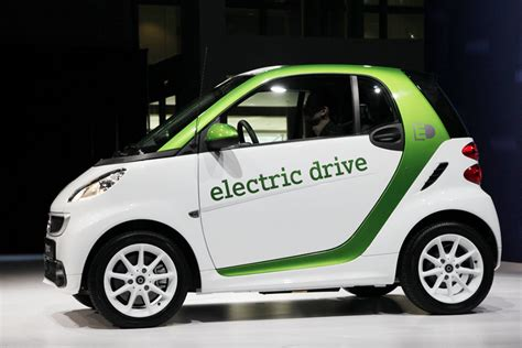 Mercedes Electric Smart Cars Will Replace Gaspowered