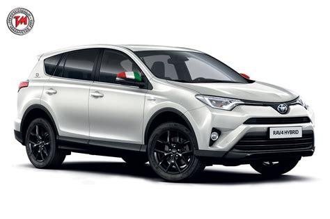 Toyota Team Limited Edition Con Motorizzazione Ibrida
