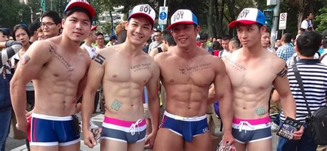 Taiwan Gay Pride 2018 The biggest Gay event in Taiwan is ...