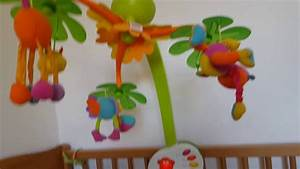 Tiny Love Sweet Island Dreams Mobile Spinning Toy YouTube