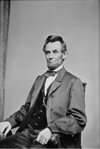 Lincoln Abraham President Photograph Nara Commons Wikimedia