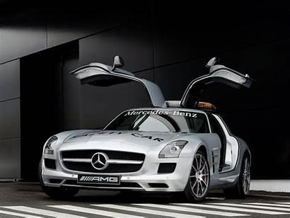 F1 Safety Mercedes Amg Benz Sls Desktop