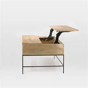 industrial storage west elm and coffee tables on pinterest With west elm rustic storage coffee table