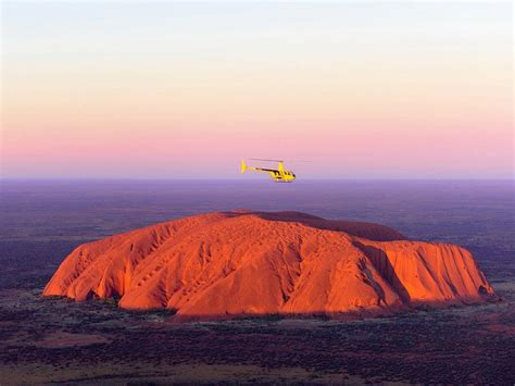 Top Picture by Uluru Tours And Activities Professional Helicopter