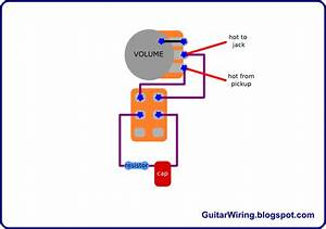 Treble Bleed Volume Pot Wiring Diagram