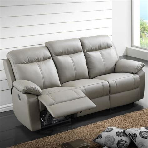 canape cuir relax electrique pas cher de conception de maison