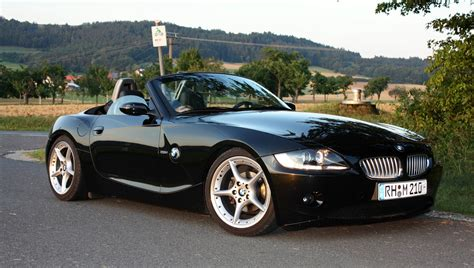 Bmw Z4 Picture by 2003 Bmw Z4 E85 Pictures Information And Specs Auto