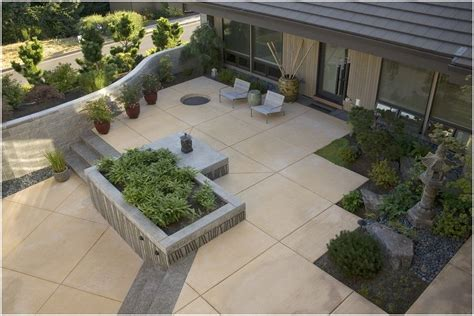 modern outdoor planters los angeles  images
