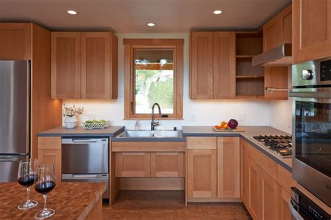 universal design features  integrated   kitchen