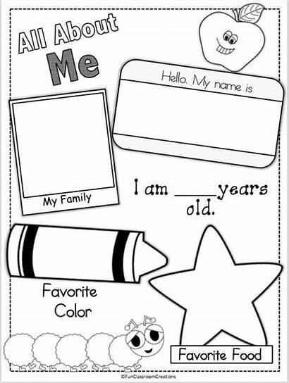 Preschool Worksheets Theme Kindergarten Printable Activities Printables