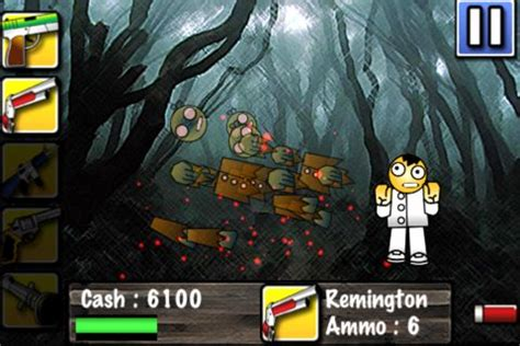 Touch Zombie Iphone Game  Free Download Ipa For Ipad