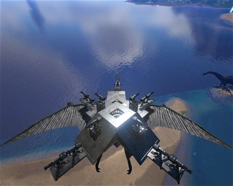 Ark Raid Boat Designs by Skyrim Invades The Ark With A Twist Page 5