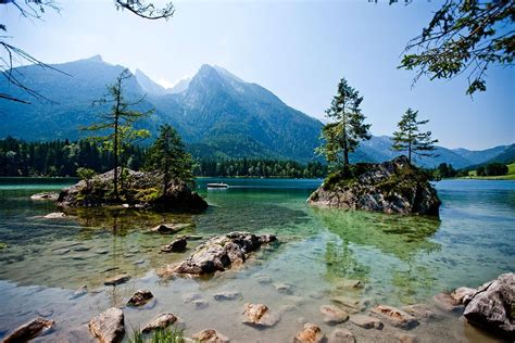 wandern ramsauer malerweg bergwelten