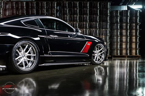 roush ford mustang gt  forged performance forged custom