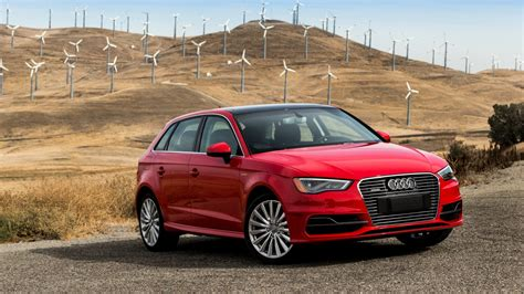First Drive Review 2017 Audi A3 Sportback Etron A