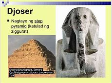 Sinaunang egypt