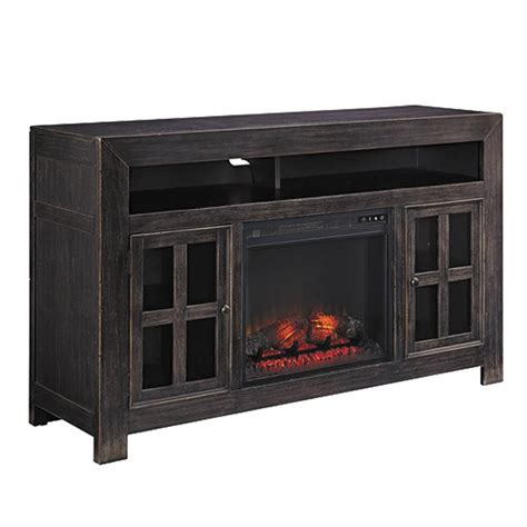 Ashley Furniture Galveston Fireplace TV Stand Rent to Own