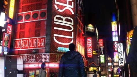 yakuza  arcade game locations  sega games
