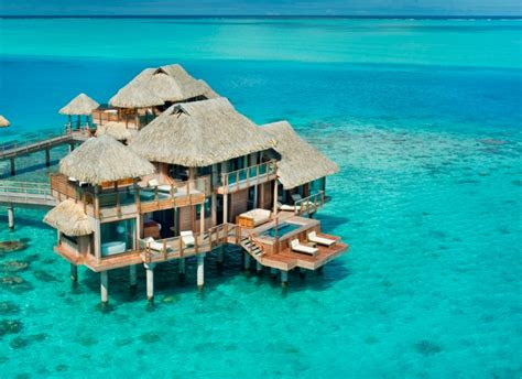Two Bora Bora Resorts Undergoing Renovations Hilton Bora