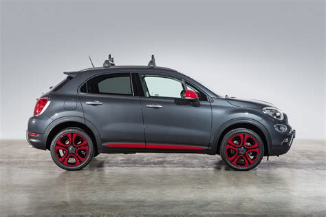 Fiat 500 Abarth Horsepower by Fiat 500x Abarth Could Pack 200 Horsepower Autoblog