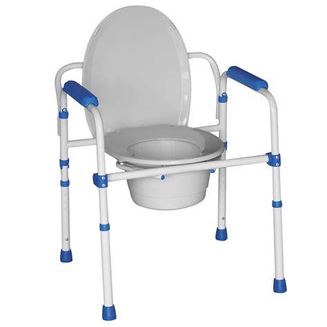 oxypharm chaise toilette quot 3 en 1 quot pliante