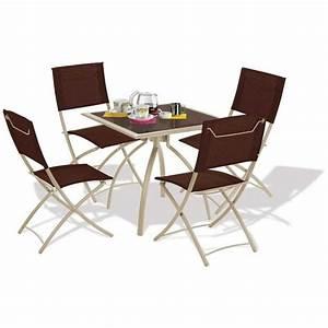 Table De Jardin Avec Chaise Pas Cher : table plus chaise de jardin pas cher advice for your home decoration ~ Teatrodelosmanantiales.com Idées de Décoration