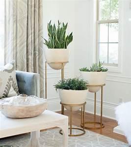 1001 idees jardiniere d39interieur cultivez votre With chambre bébé design avec pot de fleur cuivre