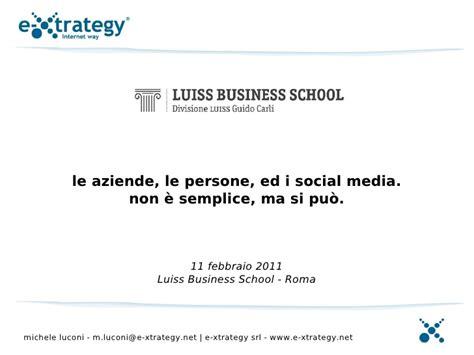 si e social le aziende le persone ed i social media non è semplice