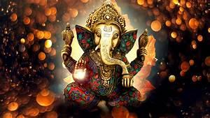 Wallpaper Lord Ganesha, Vinayaka, Ganapati, Statue, Idol ...