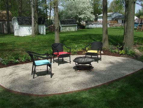 crushed patio cost home design ideas