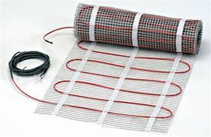 Plancher Rayonnant Electrique : plancher rayonnant lectrique devimat 110w 18 3m danfoss ~ Premium-room.com Idées de Décoration